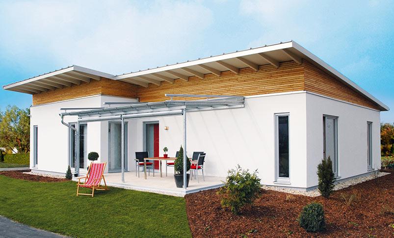 haas mh falkenberg b 120 musterhaus haas fertighaus. Black Bedroom Furniture Sets. Home Design Ideas