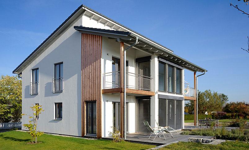 Haas Tl 184 Einfamilienhaus Haas Fertighaus